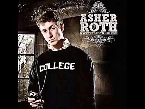 Asher Roth  I Love College album version