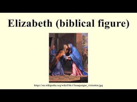 Elizabeth (biblical figure)