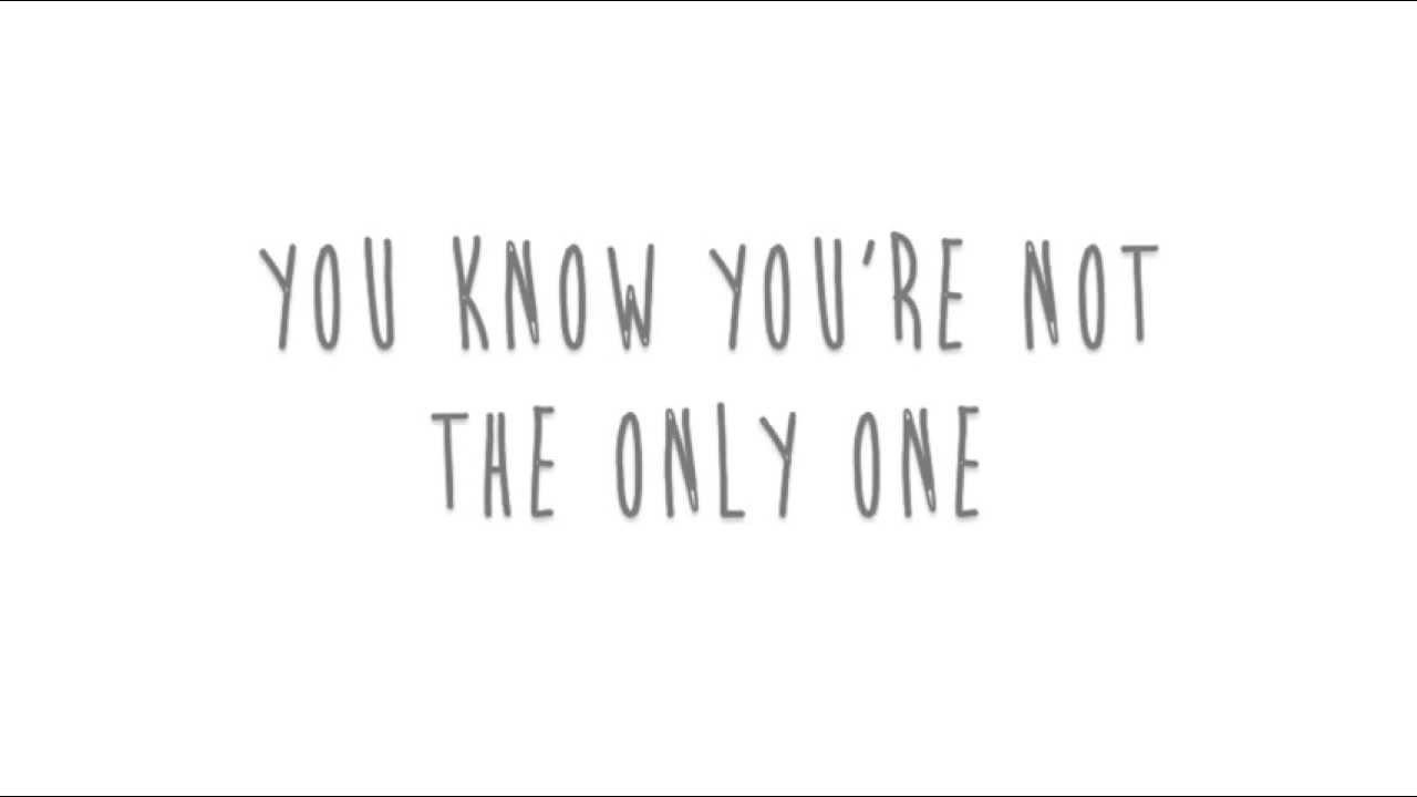 One Day   Kodaline {Lyrics}   YouTube