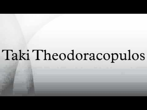 Taki Theodoracopulos