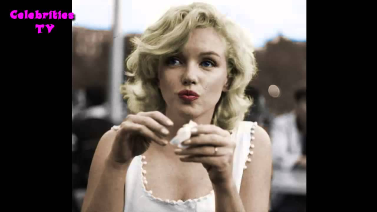 Marilyn Monroe Plastic Surgery Before and After - YouTube