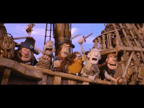 Пираты банда неудачников мультфильм смотреть