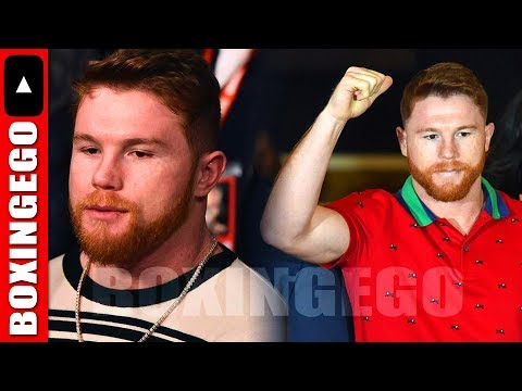 NEWS!! CANELO ALVAREZ CLENBUTEROL FREE IN LATEST 2 TESTS (MARCH 3RD/5TH)