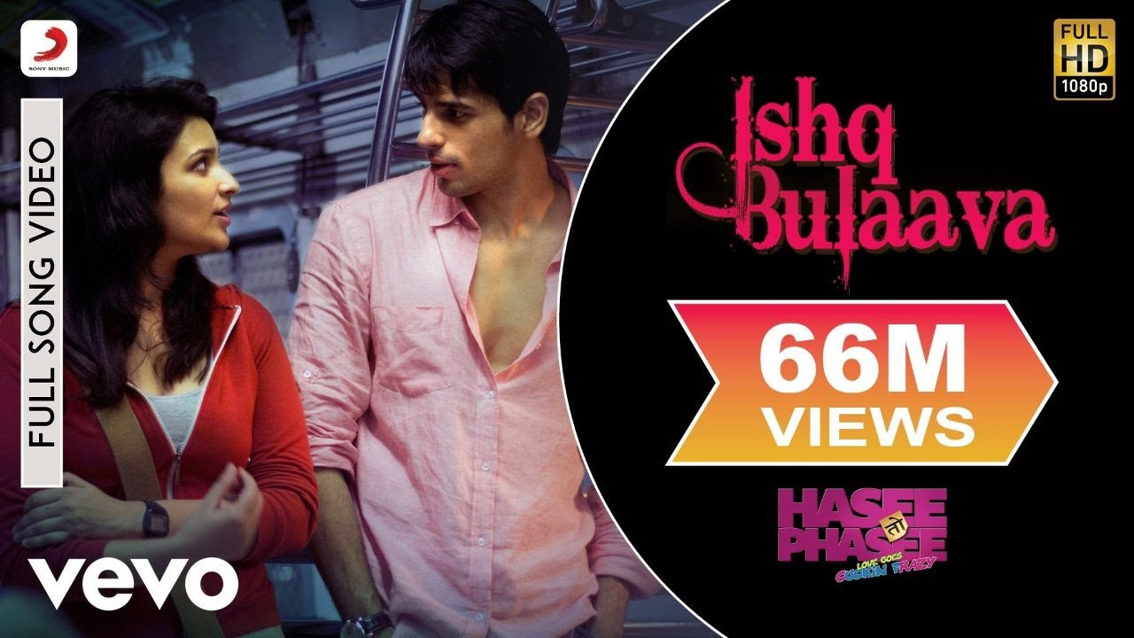 Download Ishq Bulaava Video - Parineeti, Sidharth