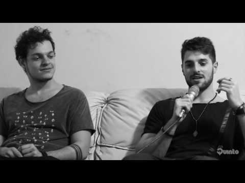 5uinto apresenta: UP Club Showcase  Entrevista c Alok e Bhaskar