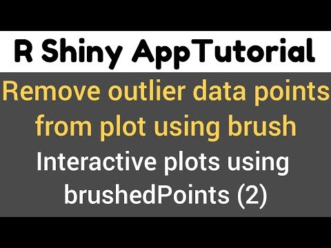 R Shiny app tutorial # 9 - how to use reactive() function in shiny