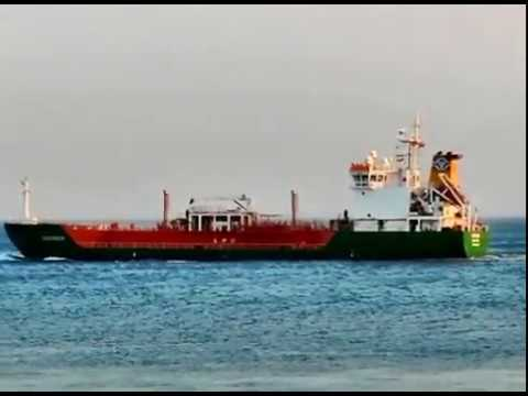 LPG-Tanker, GAS-Tanker MT GOVIKEN