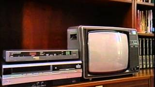 Skyscan Satellite TV commercial from 1985