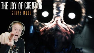 FIRST LOOK AT THE NEW ROOM MODE - THE OFFICE | THE JOY OF CREATION STORY MODE | TJOCSM