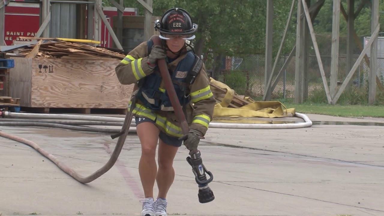 Firefighter Information | Saint Paul, Minnesota