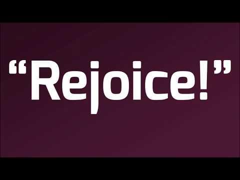 Steve Levy  Rejoice!  Sermon Jam