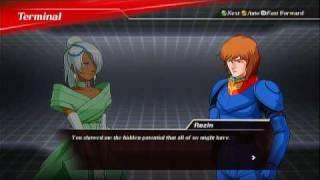 DW Gundam 2 Laura I