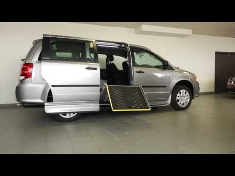 5 Ramp Options for a Wheelchair Van | Silver Cross Automotive