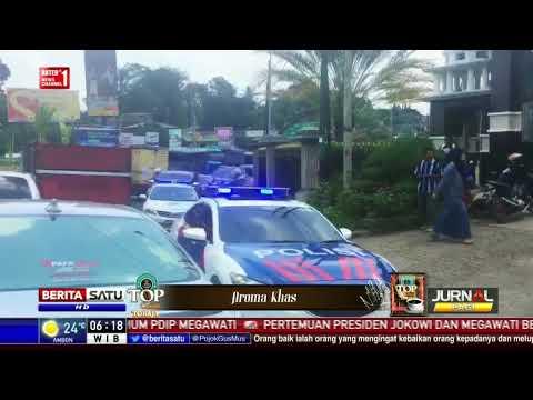 Video Amatir Rombongan Anies Baswedan Melawan Arus