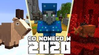 Co Zostanie DODANE w Minecraft 1.16/1.17 w 2020 Roku?!