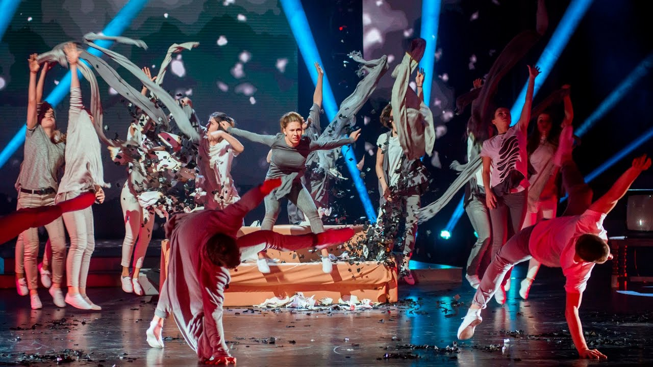 Yegor Druzhinin left shooting show Dancing 37