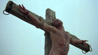 JESUS (English) Crucified Convicts Lost and Saved