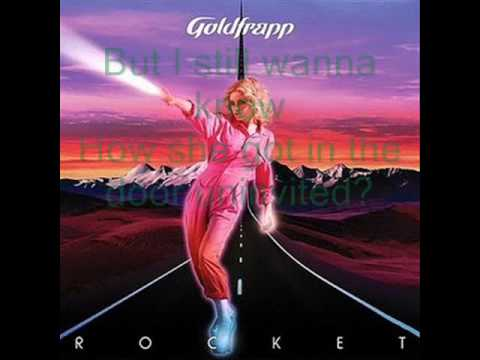 Goldfrapp   Rocket Lyrics