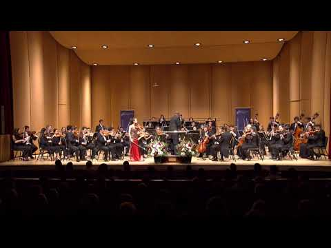 Elmar Oliveira International Violin Competition - Final Round