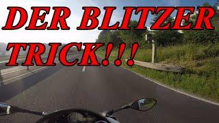 DER BLITZER TRICK FÜR MOTORRÄDER | MOTOVLOG #5