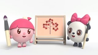Малышарики - Новые серии - Сказка (56 серия) | Для детей от 0 до 4 лет