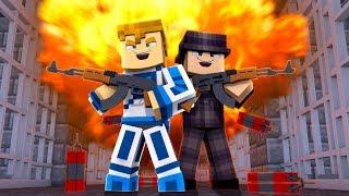 WŁAMALIŚMY SIE DO WIĘZIENIA❗ | Minecraft Safari #14