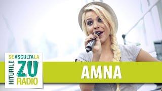 Amna - Adios Amor (Live la Radio ZU)