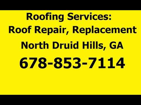 North Druid Hills Roofing
