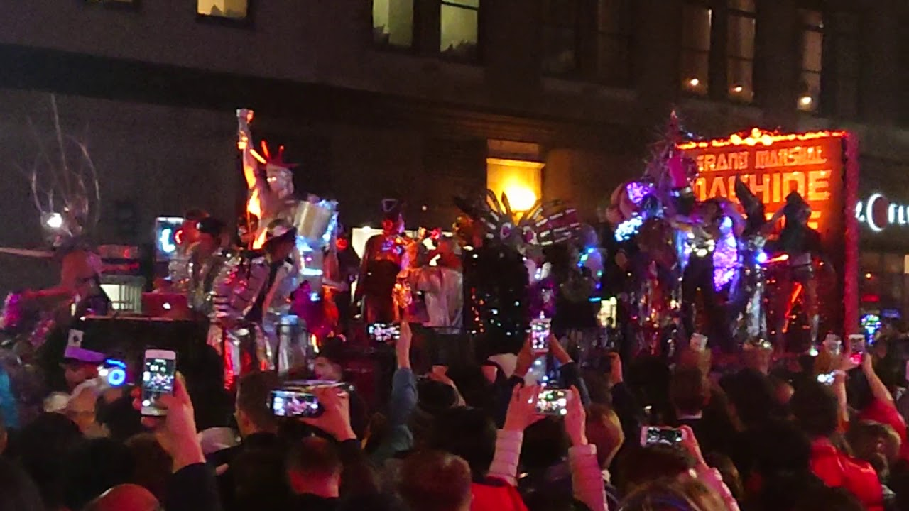 New York City Halloween Parade.45th Annual Village Halloween Parade New York City 2018 2 Of 2