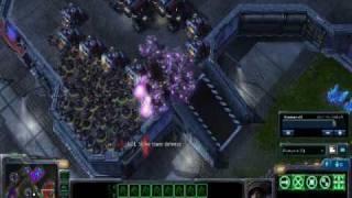 Starcraft 2 - Tower Defense Strategy (BottleKnecking)