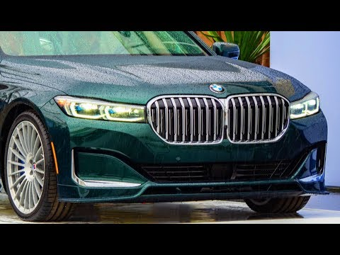 2020 ALPINA B7 based on the New BMW 7 Series