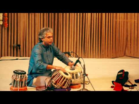 Interview of Shri Fazal Qureshi : at 37th Saptak Annual Music Festival 2017 Ahmedabad