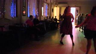 Northern Soul Dancing by Jud - Clip 219 - JOHN LEACH - PUT THAT WOMAN DOWN