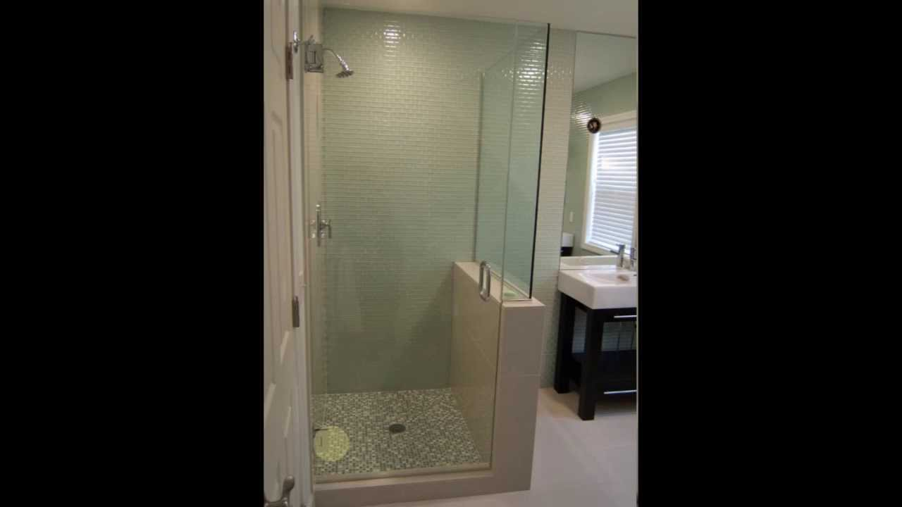 Two Sided Frameless Enclosures - YouTube