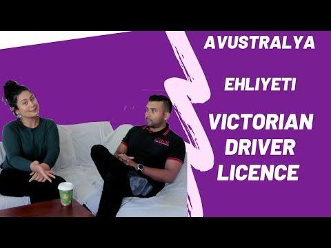 Avustralya Ehliyetini Kimler Nasıl Alabilir? | Victorian Driver Licence