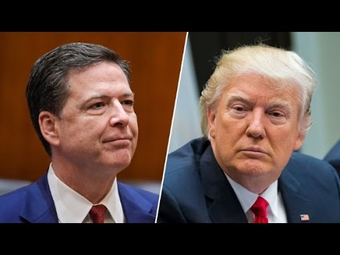 Thumbnail: Trump surprised at backlash from Comey firing