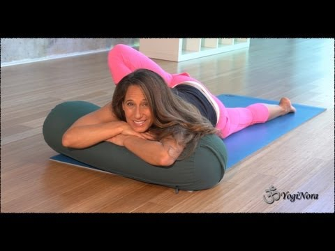 Yin Yoga: Deep Stretches for flexibility, meditation and a peaceful mind with Yogi Nora