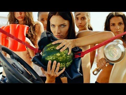 Женщины против мужчин 2 Крымские каникулы — Трейлер (2017)