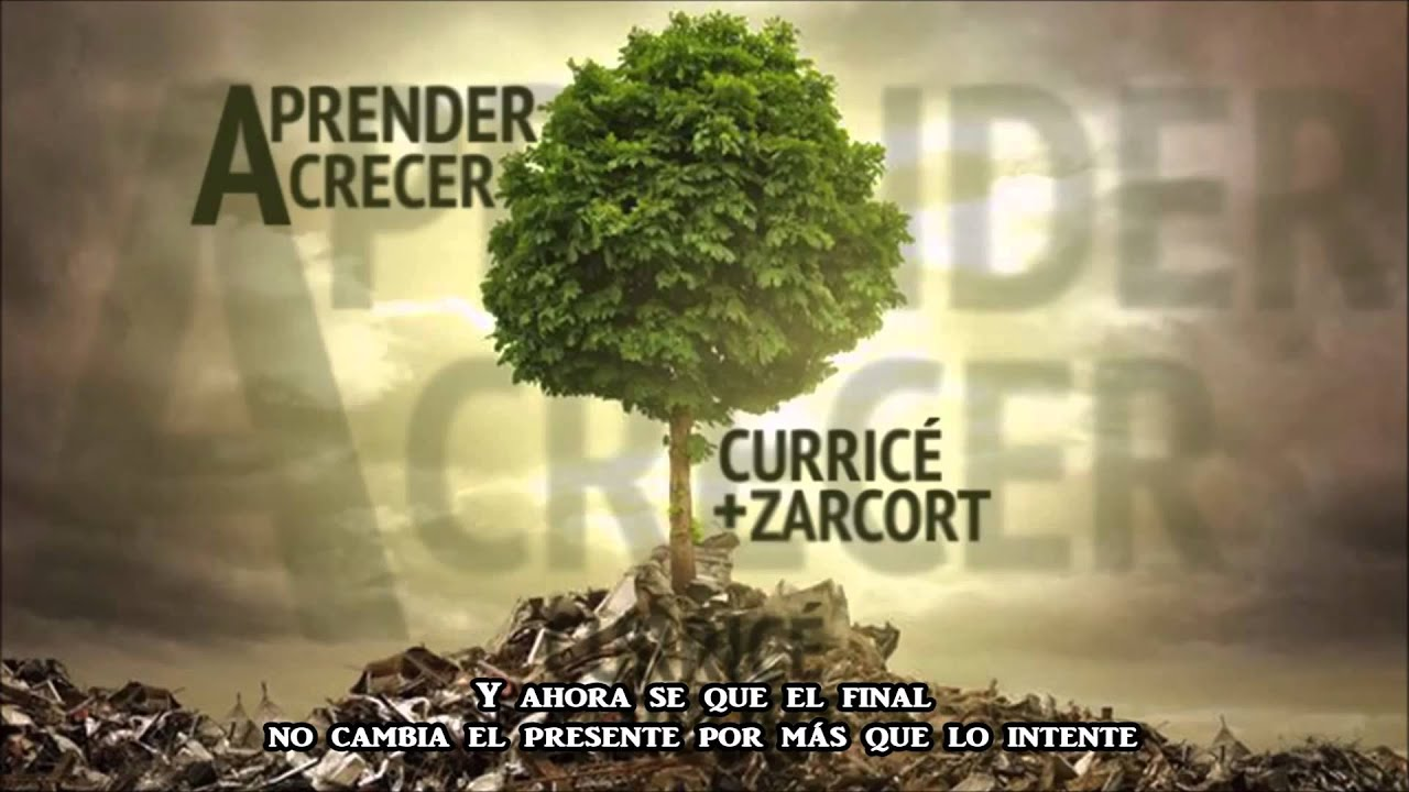 Aprender A Crecer Currice Y Zarcort Letra