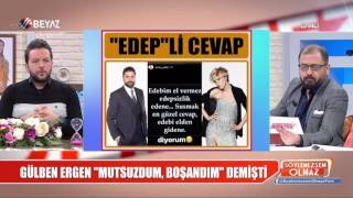 Erhan Çelik'ten ''Edepli'' açıklama
