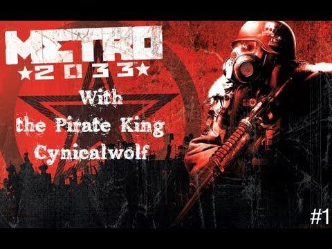 I Played METRO 2033 - Episode 1 |