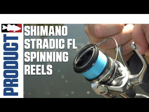 Shimano Stradic FL Spinning Reel Product Video With Luke Clausen