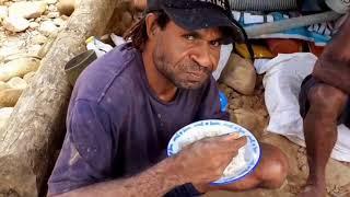 Dulang Emas Yahukimo Papua