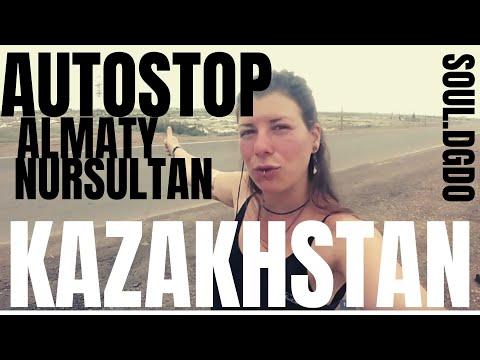 WOMAN ALONE IN KAZAKHSTAN _ ALMATY NUR SULTAN BALKHASH + SPIRIT OF TENGRI FESTIVAL