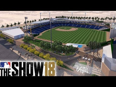 MLB THE SHOW 18: CREATE A STADIUM?? ONE FEATURE THE MLB COMMUNITY WANTS!!