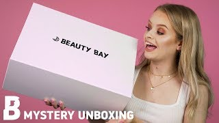 Mystery Unboxing with sophdoesnails | Beauty Bay