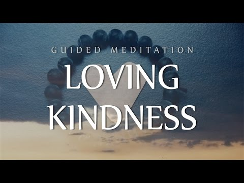 Guided Meditation for Giving & Receiving Loving Kindness Happiness Abundance & Healing