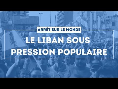 Le Liban Sous Pression Populaire