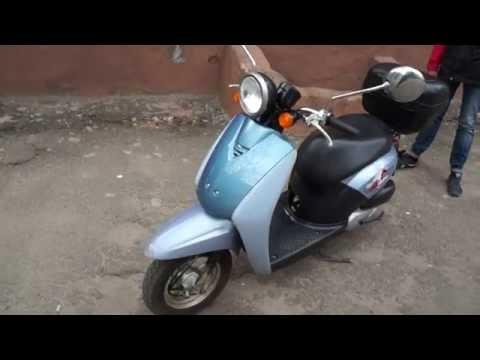 Honda Today 2004 50cc 4T CVK Keinhin Japan