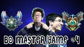 BO MASTER GAME #4 - 2 victoires/1 défaite - DuoQ avec ImSoFresh !